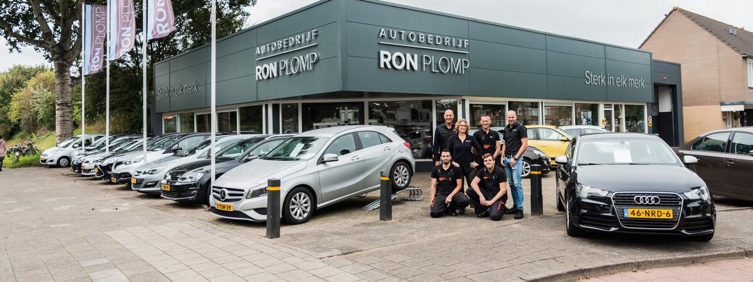Autobedrijf Ron Plomp-Purmerend